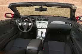 2005 Camry Interior Toyota Camry Solara Coupe Models Price Specs Reviews Cars Com