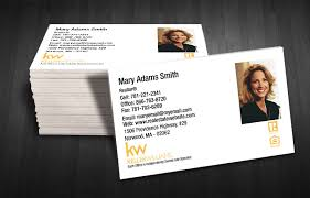 Keller Williams Business Cards Keller Williams Business Card Products