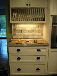 natural stone kitchen backsplash natural stone subway tile backsplash interior kitchen spectacular