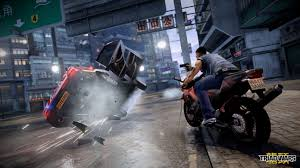 triad wars on the road to open beta geforce all of that up close and personal fighting as well as the dirty neon landscape that makes up hong kong s urban sprawl has been recently enhanced by nvidia