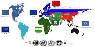 Oneworld Route Map by Afghanistan Iraq Pakistan Syria Iran Next One World Government