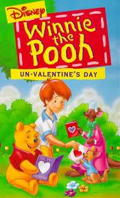 winnie the pooh valentines day winnie the pooh un s day vhs