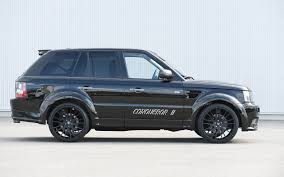land rover racing range rover sport hamann 13 street racing performance parts