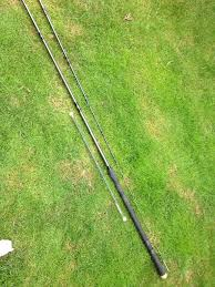 shakespeare mustang fishing rod shakespeare mustang 3 metre rod in melton mowbray