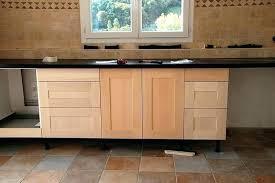 ikea element cuisine meuble cuisine independant meuble de cuisine facade de porte