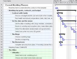 wedding planner planners templates