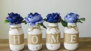 mason jar home decor diy shabby chic upcycled mason jars diy ideas home decor and