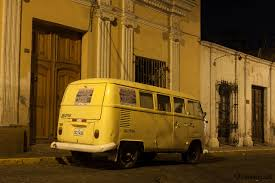 new volkswagen bus yellow vw buses and beetles in peru lima arequipa cusco classiccult