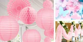 pink wedding decorations city canada