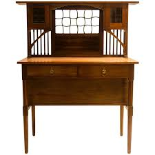Japanese Desk E W Godwin Attr An Anglo Japanese Four Drawer Writing Table