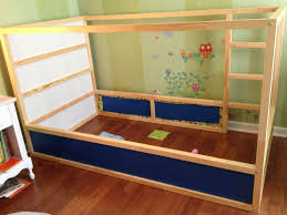 Loft Bed With Crib Underneath Build Loft Bed With Crib Underneath Comfortable Loft Bed With