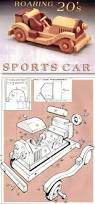 wooden sports car plans u2013 children u0027s wooden toy plans and projects