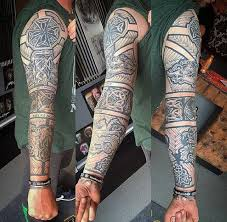 25 unique celtic sleeve tattoos ideas on pinterest viking