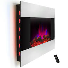 hometech 24 wall mount freestanding electric fireplace electric
