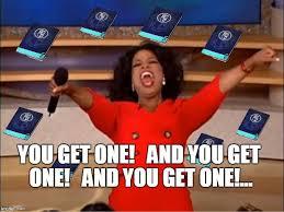 Oprah Meme You Get A - oprah you get a meme imgflip