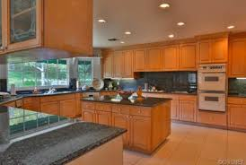 How Do I Design A Kitchen How Do I Update A Kitchen With Dark Granite Countertops And Backspash