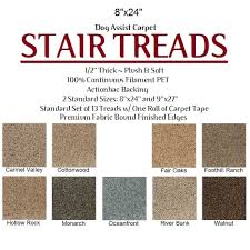 dog assist carpet stair treads