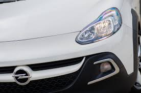opel adam rocks 2015 opel adam rocks european review the truth about cars