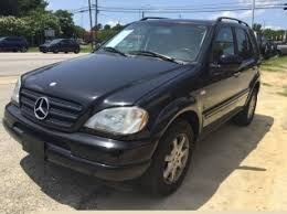 2000 mercedes m class ml430 used mercedes m class for sale in youngsville nc 73 used m