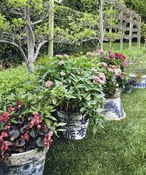 Potted Garden Ideas Potted Garden Flowers Zhis Me