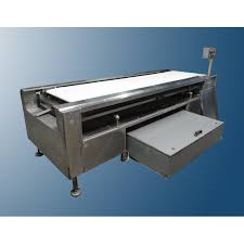 Used Stainless Steel Tables by Used Kemper Stainless Steel Retractable Conveyor With 29