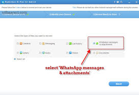 can you recover deleted text messages on android recover deleted whatsapp messages on android mobile