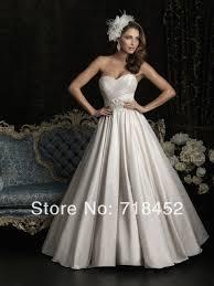 wedding dress sashes 2014 bargain wedding dresses sashes appliques bridal gowns low