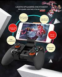 icanany bluetooth rk game 4th joystick universal remote controller