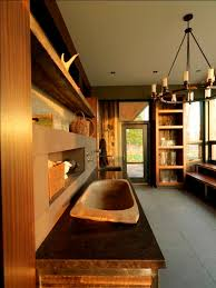 So Your Style Is Rustic - Interior design rustic style