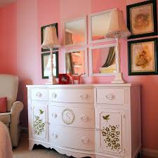 girls bedroom dressers refinished buffet into bedroom dresser with funk traditional