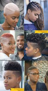 short barber hair cuts on african american ladies 6 fade haircuts for women by step the barber short fade haircut
