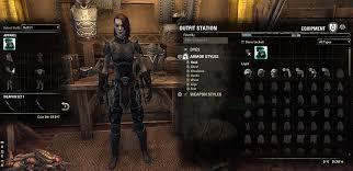 elder scrolls online light armor sets tamriel infinium elder scrolls online s new system is close