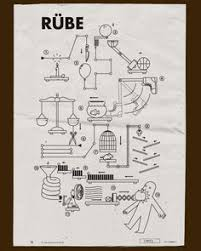 design and sketch your own rube goldberg cartoon using a variety