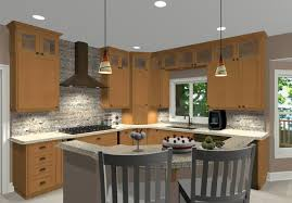 modern l shaped kitchen with island small l shaped kitchen designs with island smith design