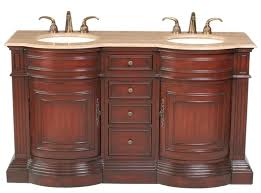 Omega Bathroom Cabinets by 62 Inch Omega Vanity