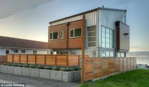 house built to withstand tsunamis earthquakes and 85 mph gales