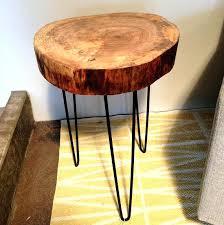 petrified wood end table petrified wood slab coffee table side uk tree stump price
