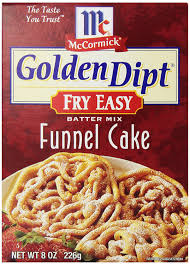 amazon com mccormick golden dipt fry easy batter mix funnel