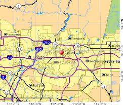 west covina ca map covina california ca profile population maps real estate