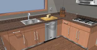Kitchen Design Sketchup Kitchen And Bath Design By Krista Lackey At Coroflot Com