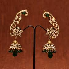 kaan earrings traditional ear jhumka earrings collections 2 womenitems