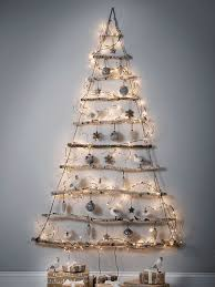 Unique Christmas Decorating Ideas 25 Unique Alternative Christmas Tree Ideas On Pinterest Wall