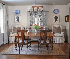 Dining Room Inspiration Nine Sixteen Decorating Inspiration Slipcovers Seat Skirts