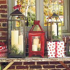 Outdoor Entry Christmas Decor by Outdoor Christmas Decorations