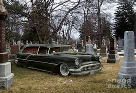 hearse for sale black hearse photograph by tom straub