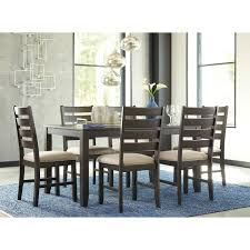 Ashley Dining Room Sets Contemporary 7 Piece Dining Room Table Set By Signature Design By