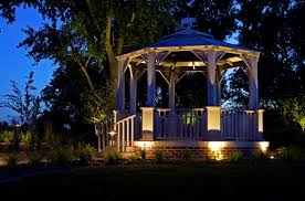 bedroom engaging diy gazebo chandelier outdoor led lights imag