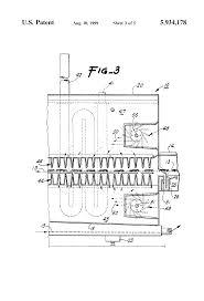 K Hen M Elhaus Patent Us5934178 Air Impingement Oven Google Patents