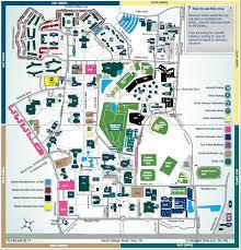 Usc Parking Map Uncw Campus Map Visit Uncw Campus Tours Map Visit