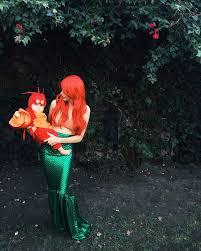 Mermaid Halloween Costumes Baby 25 Mom Baby Costumes Ideas Disney Family